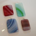 Fused Pendants $45